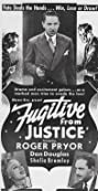 A Fugitive from Justice (1940) Poster