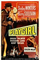 Playgirl (1954) Poster
