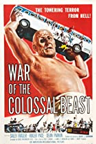 Image of War of the Colossal Beast