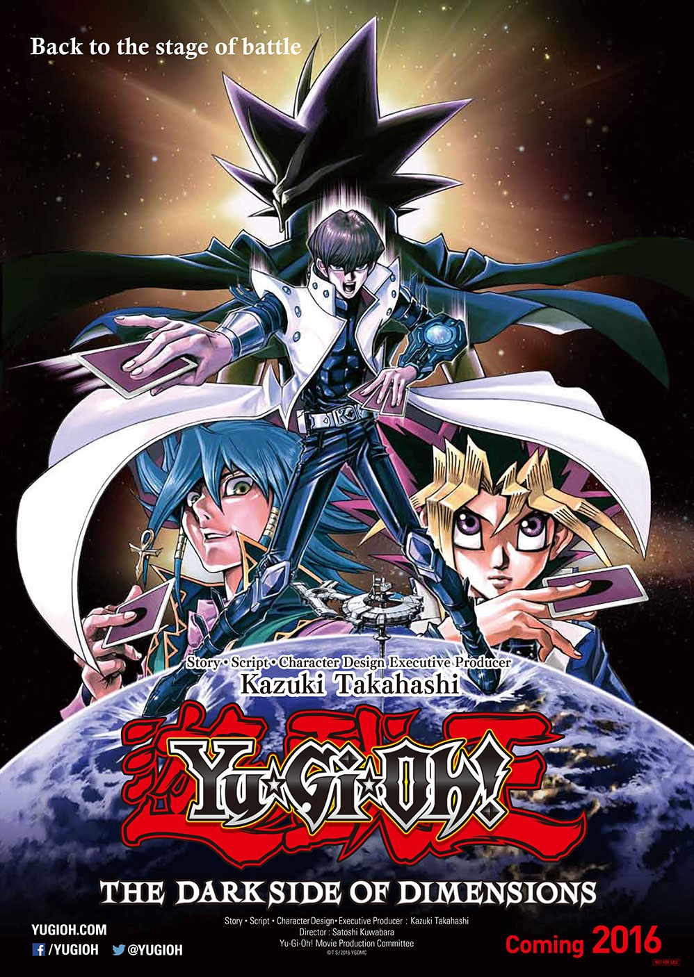 Yu Gi Oh The Dark Side of Dimensions 2016 Hindi Dubbed