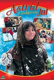 Astrid Lindgrens jul Poster