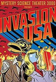 Invasion USA Poster