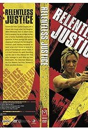 Relentless Justice Poster