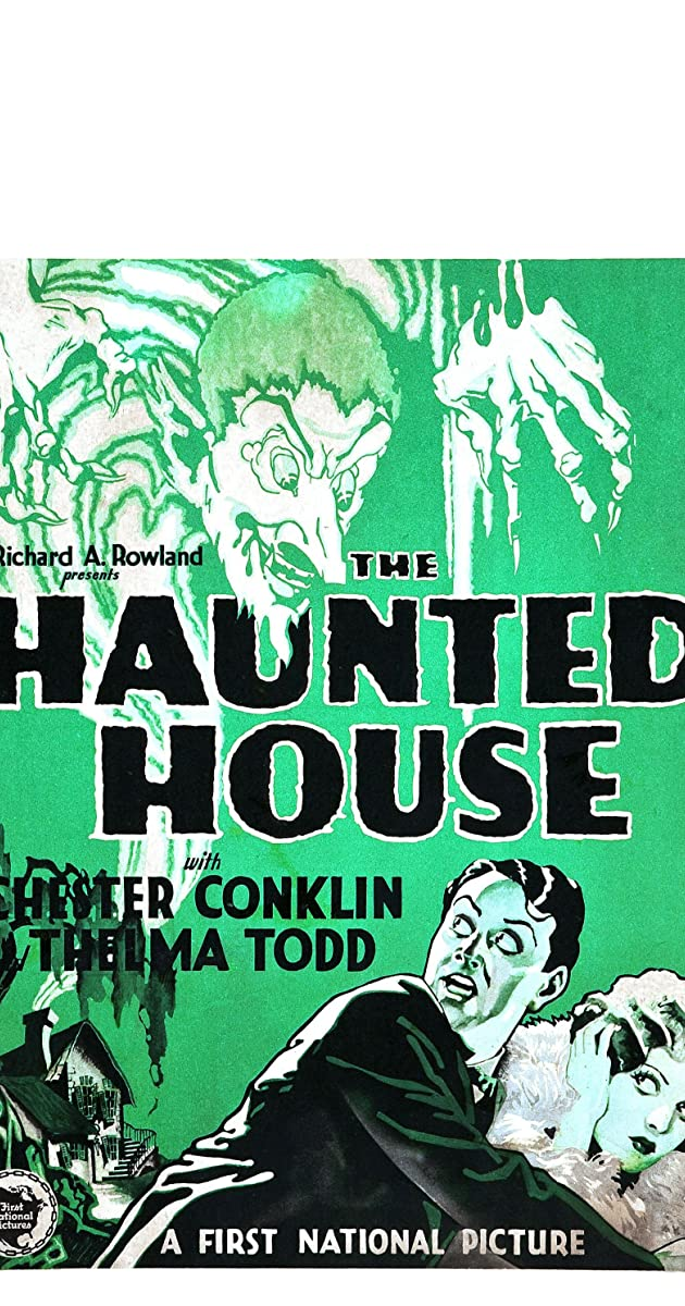an analysis of the ghost in joe and john in the haunted house The haunting (1963) to study what is reportedly a genuine haunted house and announces she is staying at hill house, to join the ghost hunt.