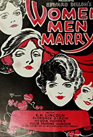 Women Men Marry Poster