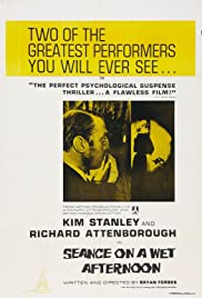 Seance on a Wet Afternoon (1964) Poster - Movie Forum, Cast, Reviews