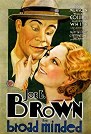 Broad Minded(1931) Poster - Movie Forum, Cast, Reviews