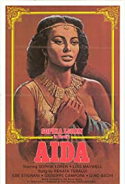 Aida (1953) Poster - Movie Forum, Cast, Reviews