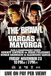 Vargas vs. Mayorga: Countdown to the Brawl Poster