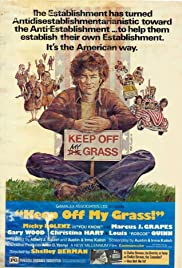 Keep Off My Grass! Poster