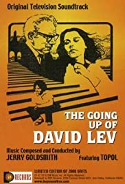 The Going Up of David Lev Poster