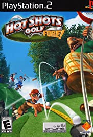 Hot Shots Golf Fore! Poster