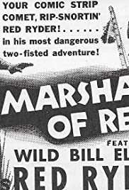 Marshal of Reno Poster