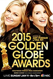 72nd Golden Globe Awards (2015) Poster - TV Show Forum, Cast, Reviews