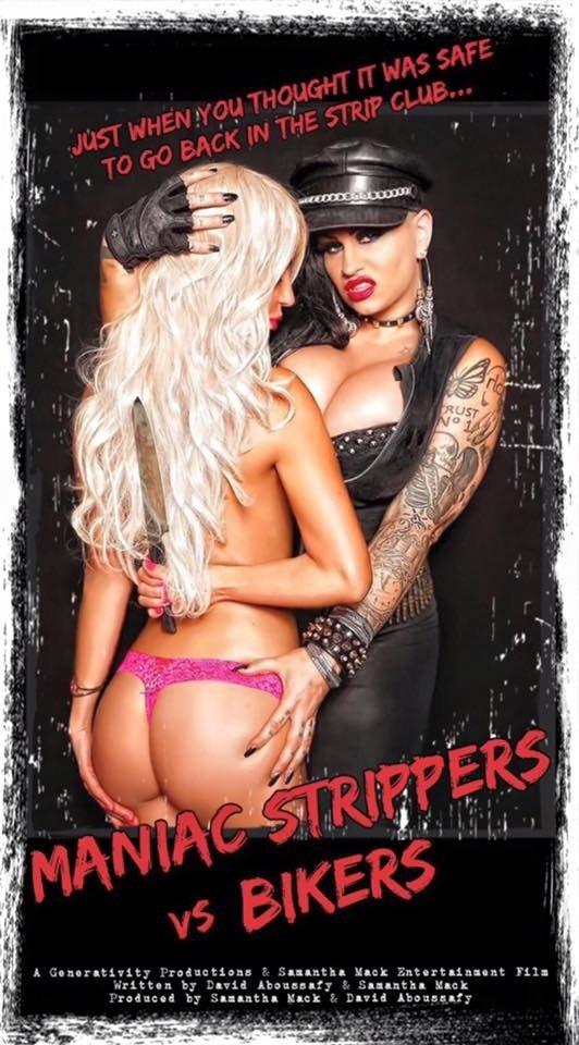 Maniac Strippers vs. Bikers