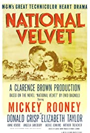 National Velvet (1944) Poster - Movie Forum, Cast, Reviews