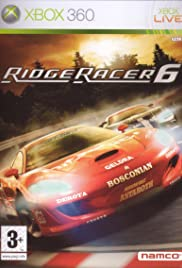 Ridge Racer 6 Poster