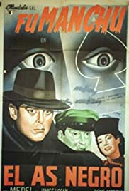 El as negro Poster
