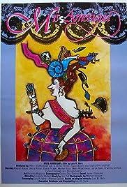 Miss Ameriguá Poster