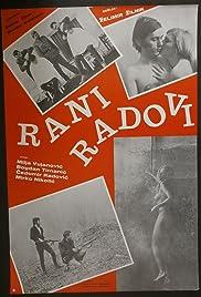 Rani radovi(1969) Poster - Movie Forum, Cast, Reviews