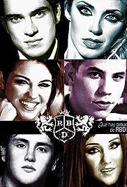 RBD: Qué hay detrás Poster