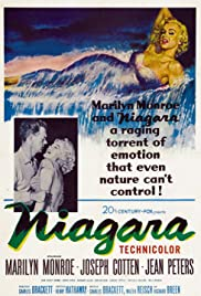Niagara (1953) Poster - Movie Forum, Cast, Reviews