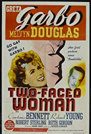 Two-Faced Woman(1941) Poster - Movie Forum, Cast, Reviews