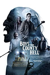 Boys from County Hell (2021) poster