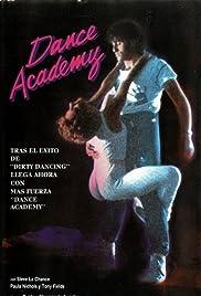 Dance Academy Poster