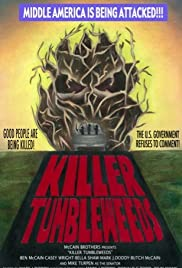 Killer Tumbleweeds Poster