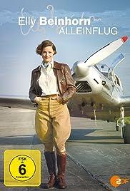 Elly Beinhorn - Alleinflug Poster