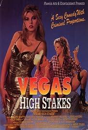 Vegas High Stakes Poster