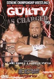 ECW Guilty as Charged 1999 Poster