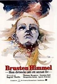 Brusten himmel Poster