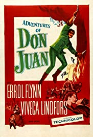Adventures of Don Juan (1948) Poster - Movie Forum, Cast, Reviews