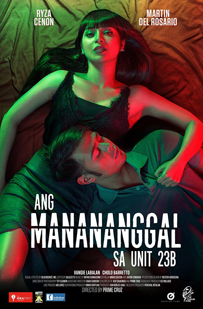 Ang manananggal sa unit 23B (2016) HDRip