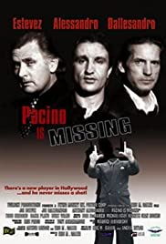 Pacino Is Missing Poster