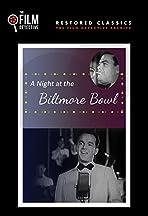 A Night at the Biltmore Bowl