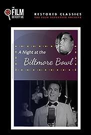 A Night at the Biltmore Bowl Poster