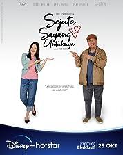 Sejuta Sayang Untuknya (2020) poster