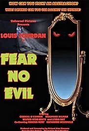 Fear No Evil(1969) Poster - Movie Forum, Cast, Reviews