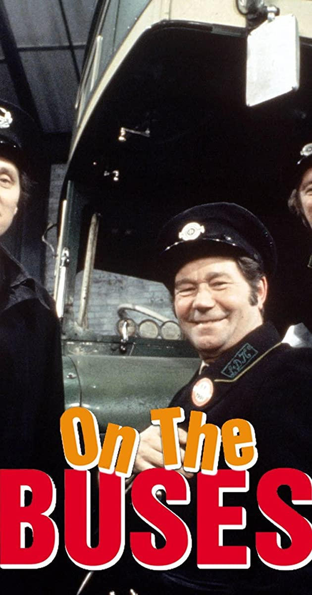 On The Buses Tv Series 1969 1973 Imdb
