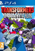 Primary image for Transformers: Devastation
