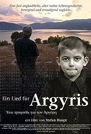 A Song For Argyris Poster