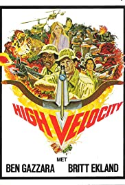 High Velocity Poster