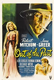 Out of the Past (1947) Poster - Movie Forum, Cast, Reviews