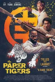 The Paper Tigers (2021) poster