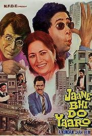Jaane Bhi Do Yaaro(1983) Poster - Movie Forum, Cast, Reviews