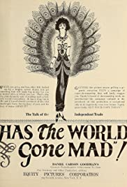 Has the World Gone Mad! Poster