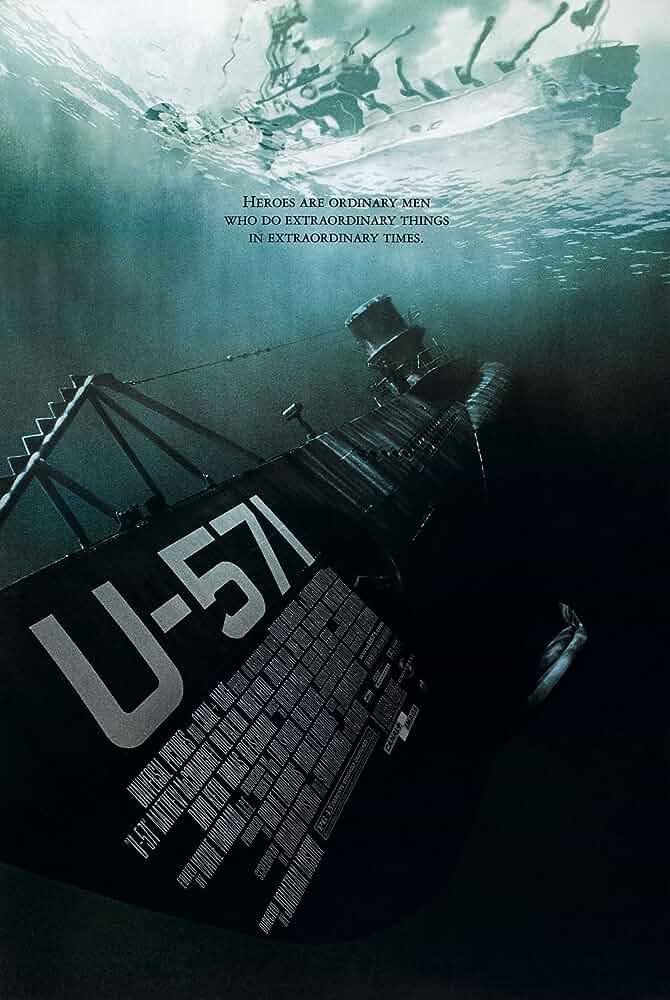 U-571 2000 Dual Audio 720p BluRay 700MB